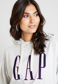 GAP - Hoodie - light heather grey - 3