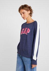 GAP - SHADOW - Sweatshirt - navy heather - 0