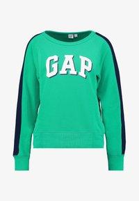GAP - SHADOW - Sweatshirt - deluxe green - 3
