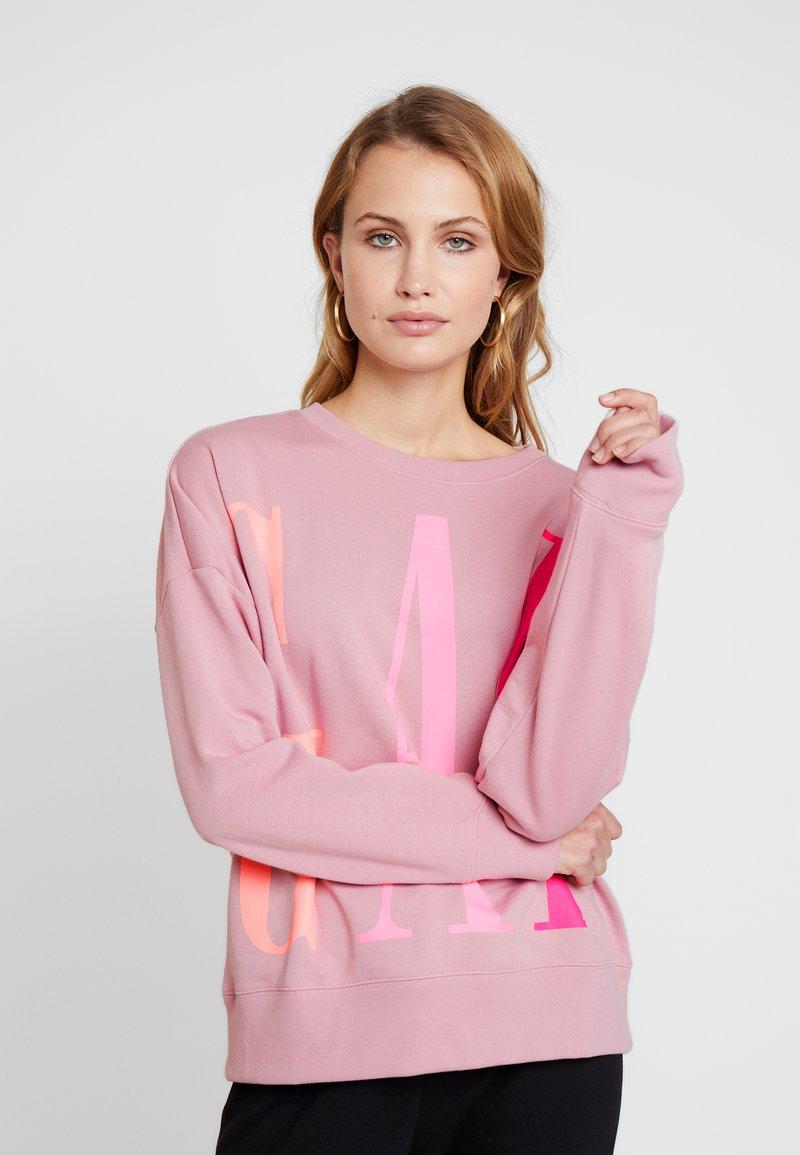 GAP - EXPLODED - Sweatshirt - cavan rose