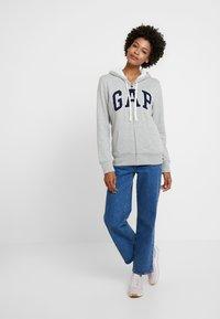 GAP - Lett jakke - grey heather - 1