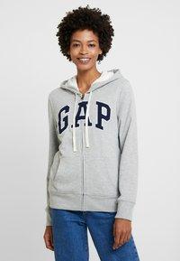 GAP - Lett jakke - grey heather - 0