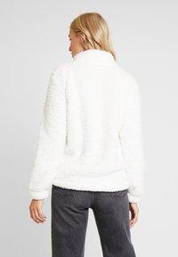 GAP - SHERPA HALFZIP - Fleece jumper - snowflake milk - 2
