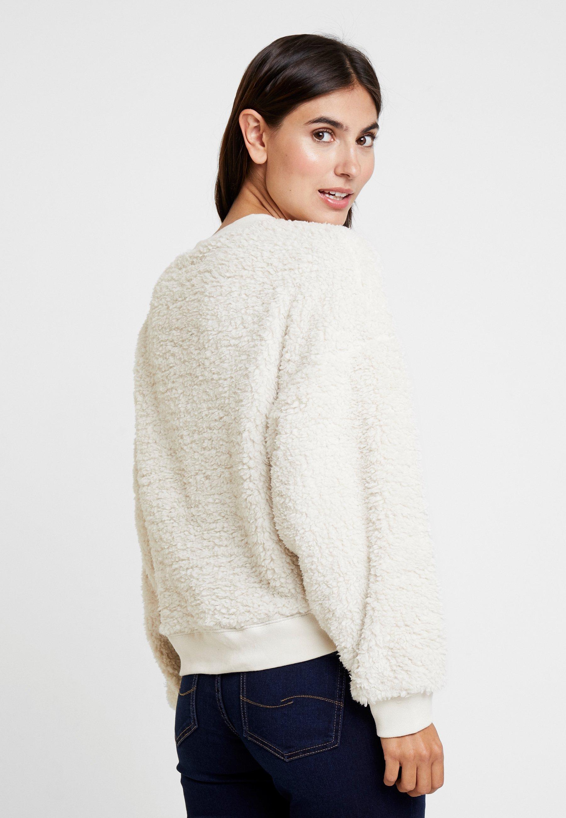 Gap Soft Gap Ivory Soft SherpaSweatshirt SherpaSweatshirt Ivory ygb76f