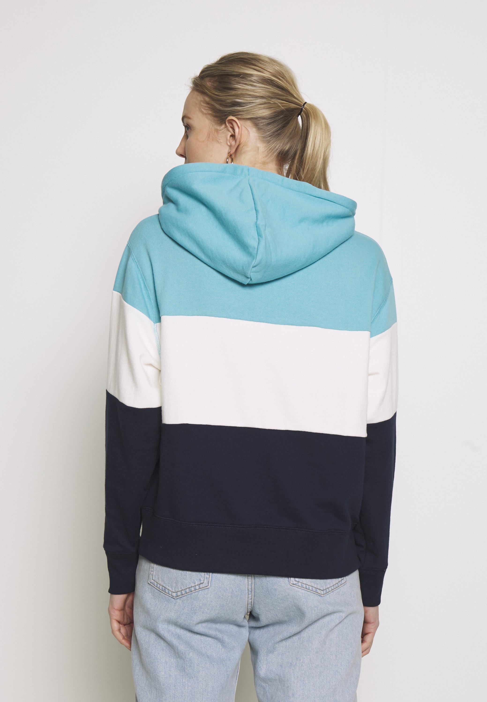 GAP Hoodie - maui blue