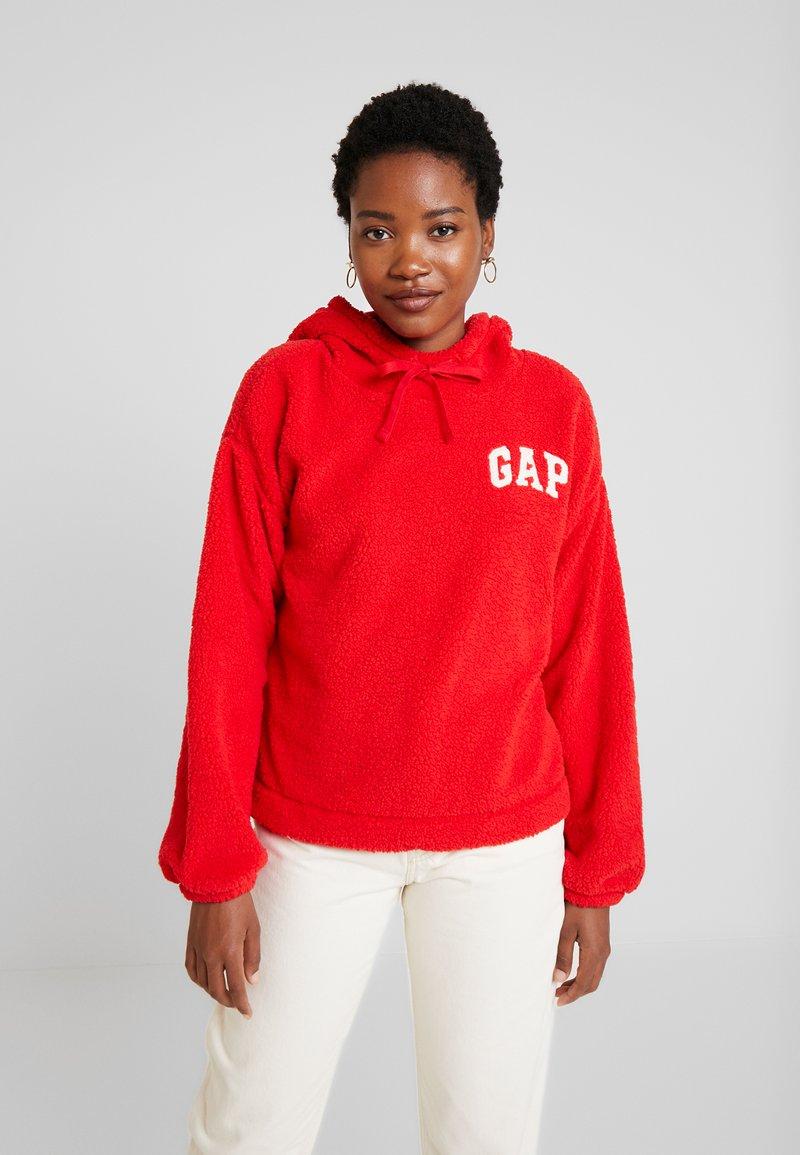 GAP - Hoodie - pure red