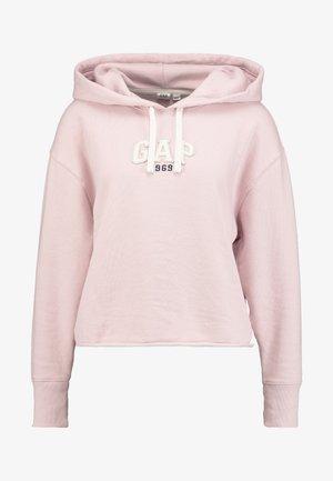 GAP MINI LOGO - Hoodie - pink standard