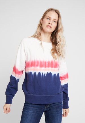 DORITO - Sweatshirt - tie dye