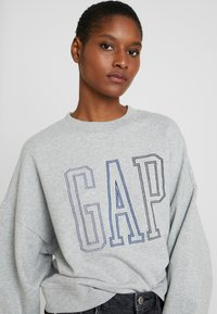 GAP - CREW - Sweatshirts - light heather grey - 4