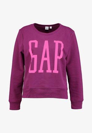 Sweatshirt - acai berry