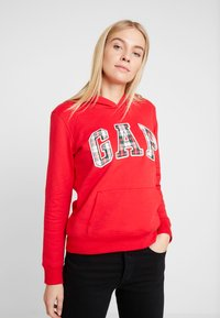 GAP - NOVELTY FILL - Hoodie - pure red - 0