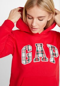 GAP - NOVELTY FILL - Hoodie - pure red - 3