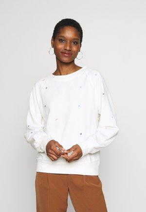Sweatshirt - milk