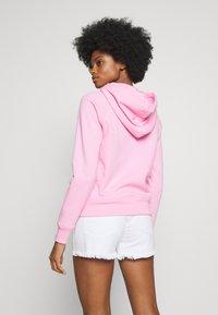 GAP - Mikina na zip - parisian pink - 2