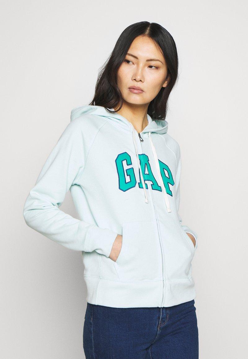 GAP - Bluza rozpinana - azul