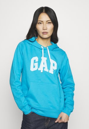 Bluza z kapturem - surf pipe blue