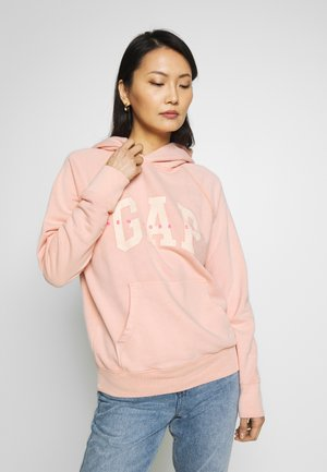 GAP CITY RAGL - Hoodie - peach shadow