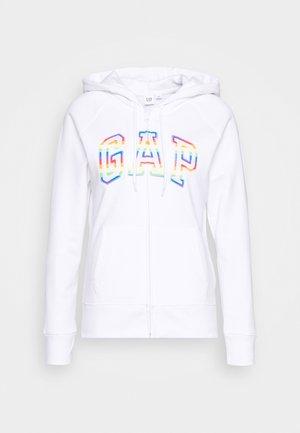 NOVELTY - Zip-up hoodie - pride