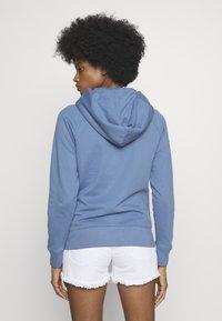 GAP - NOVELTY - Bluza rozpinana - bainbridge blue - 2