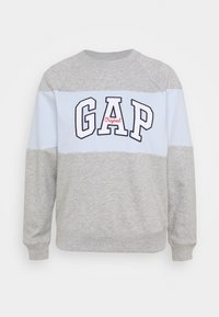 GAP - ORIGINAL CREW - Mikina - grey heather - 0