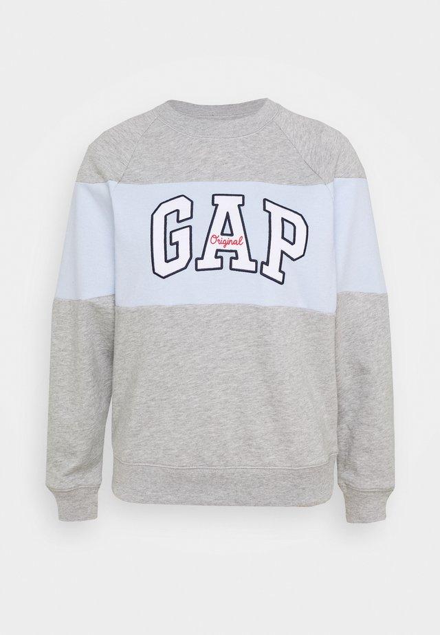 ORIGINAL CREW - Sweatshirt - grey heather