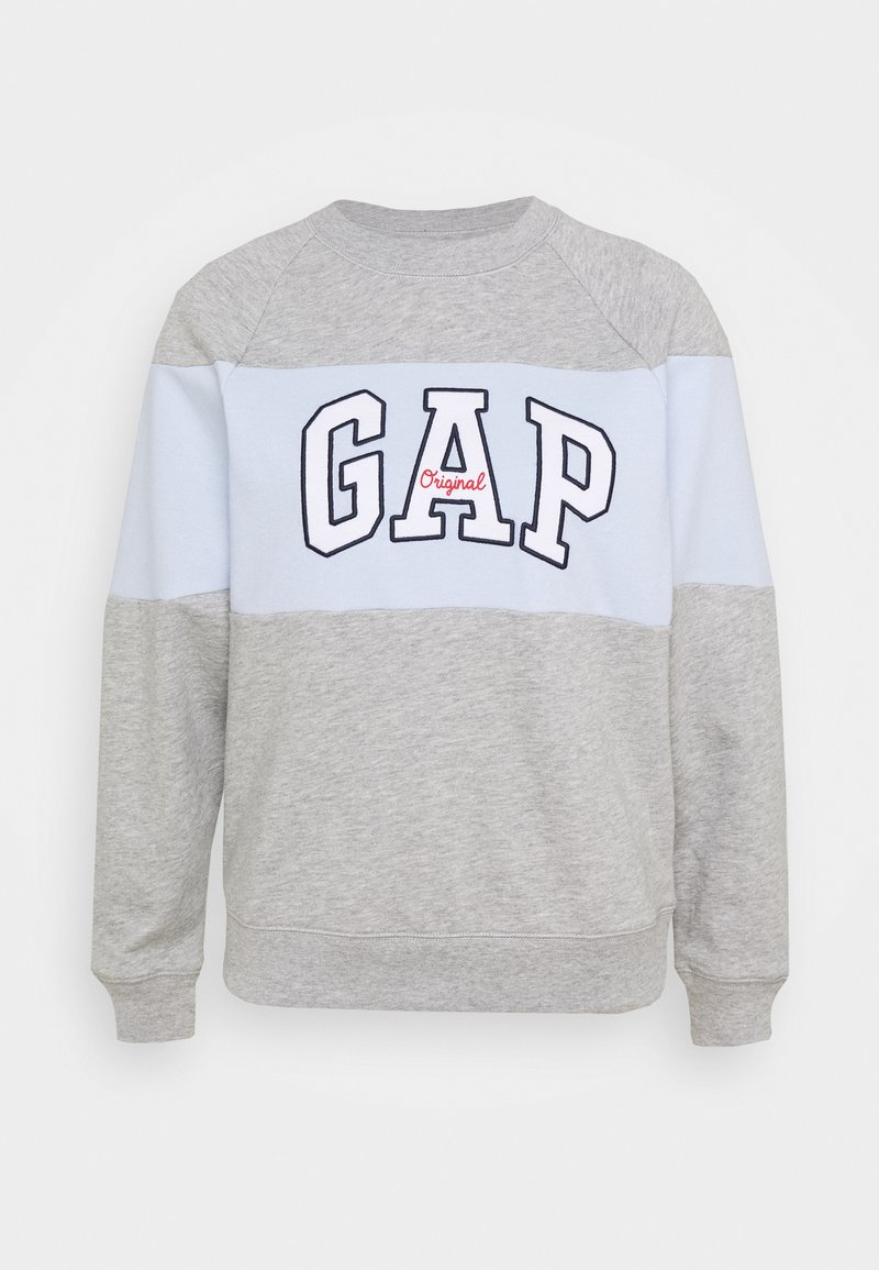 GAP - ORIGINAL CREW - Mikina - grey heather