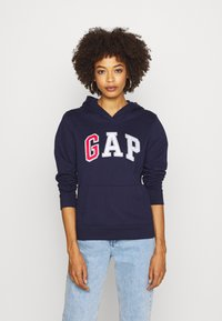 GAP - NOVELTY FILL - Hoodie - navy uniform - 0