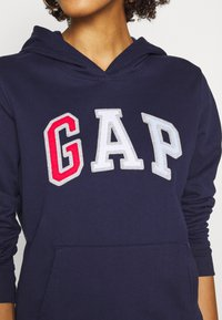 GAP - NOVELTY FILL - Hoodie - navy uniform - 4