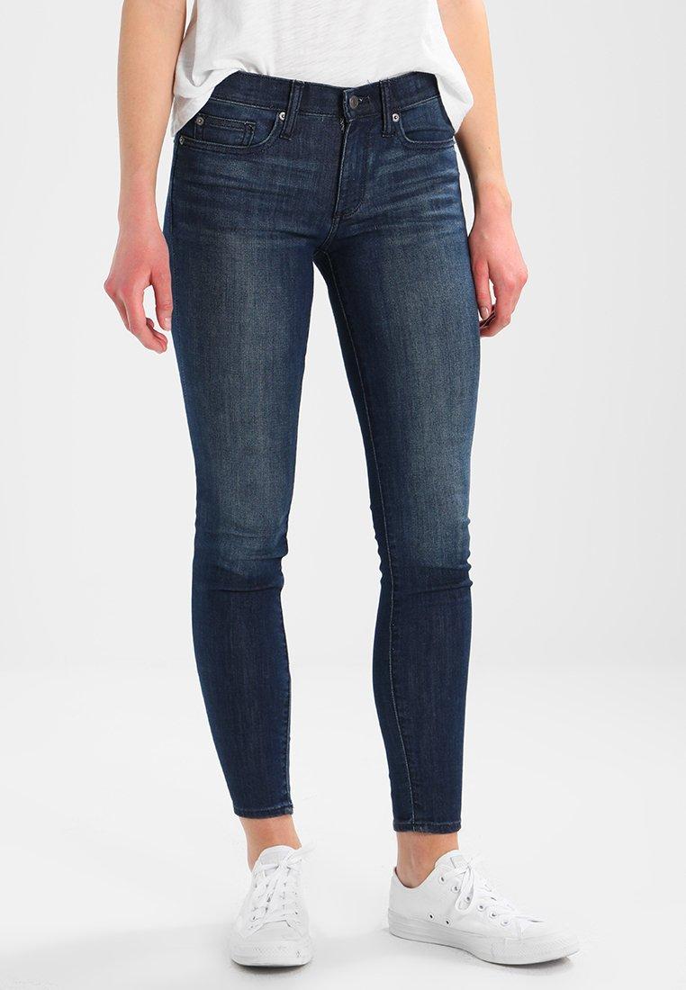 GAP - GENOA - Jeans Skinny Fit - dark indigo