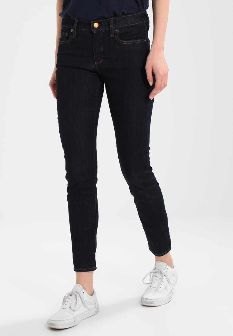 GAP - SKINNY RINSE - Jeans Skinny Fit - blue denim