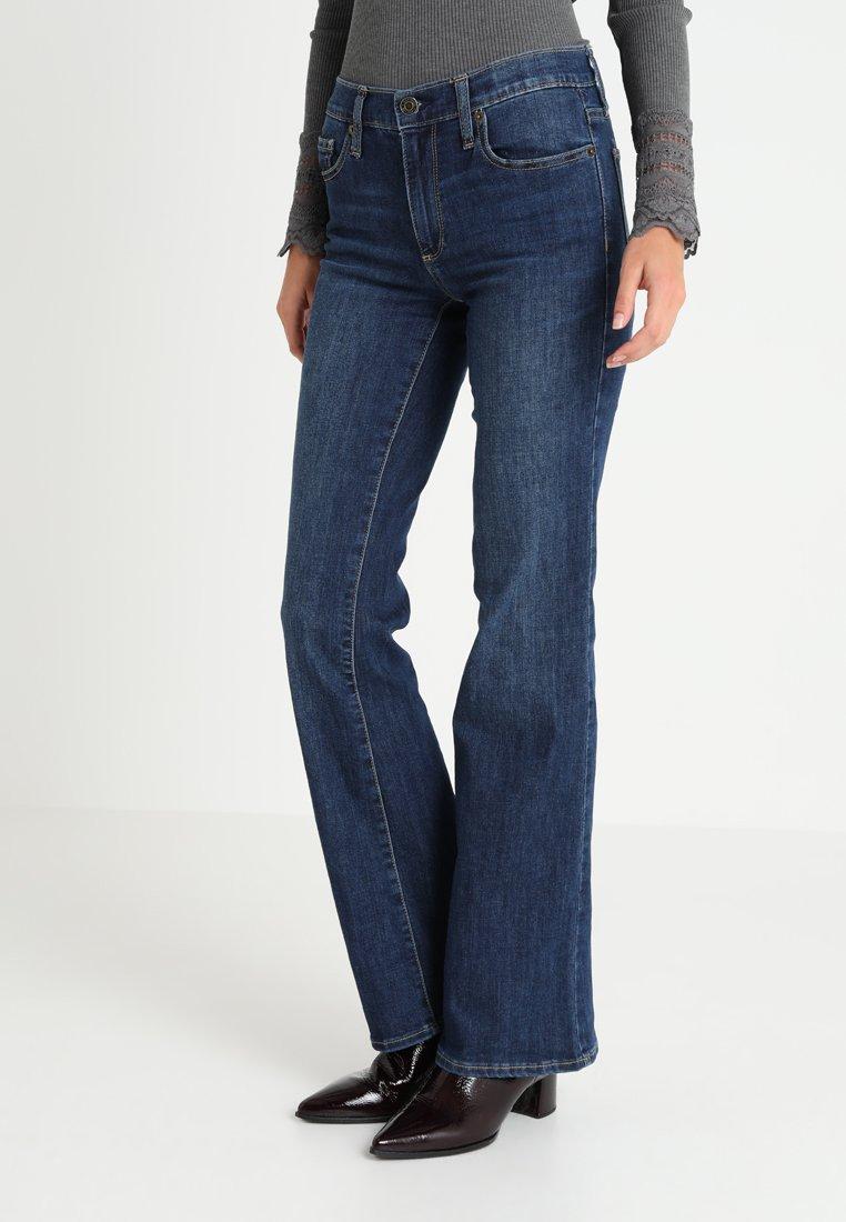 GAP - Bootcut jeans - dark indigo