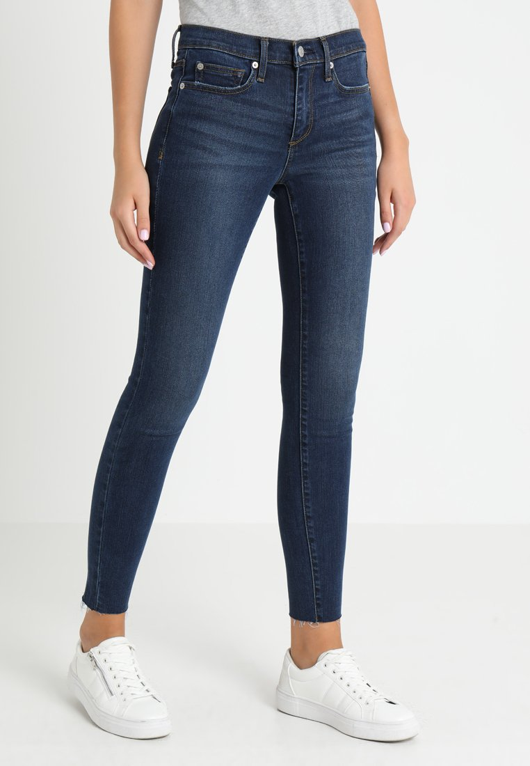 GAP - SOFT CREEK - Jeans Skinny Fit - dark indigo