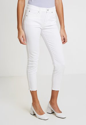ANKLE OPTIC - Jeans Skinny Fit - optic white