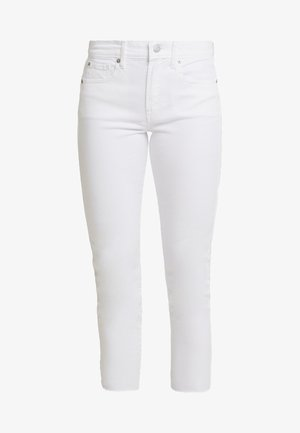 ANKLE OPTIC - Jeansy Skinny Fit - optic white
