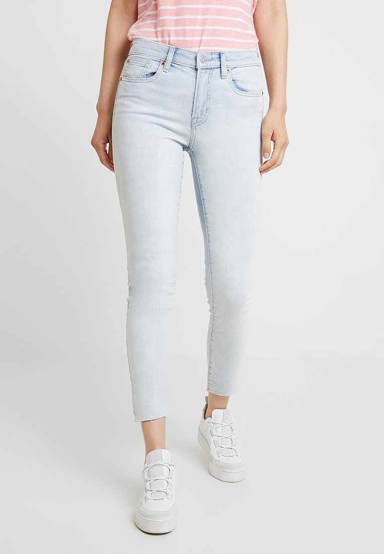 GAP - ANKLE CLOUD BLEAC - Jeans Skinny Fit - light bleached