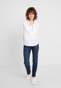 GAP - ASTOR - Jeans straight leg - dark indigo - 1