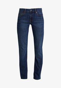 GAP - ASTOR - Jeans straight leg - dark indigo - 3