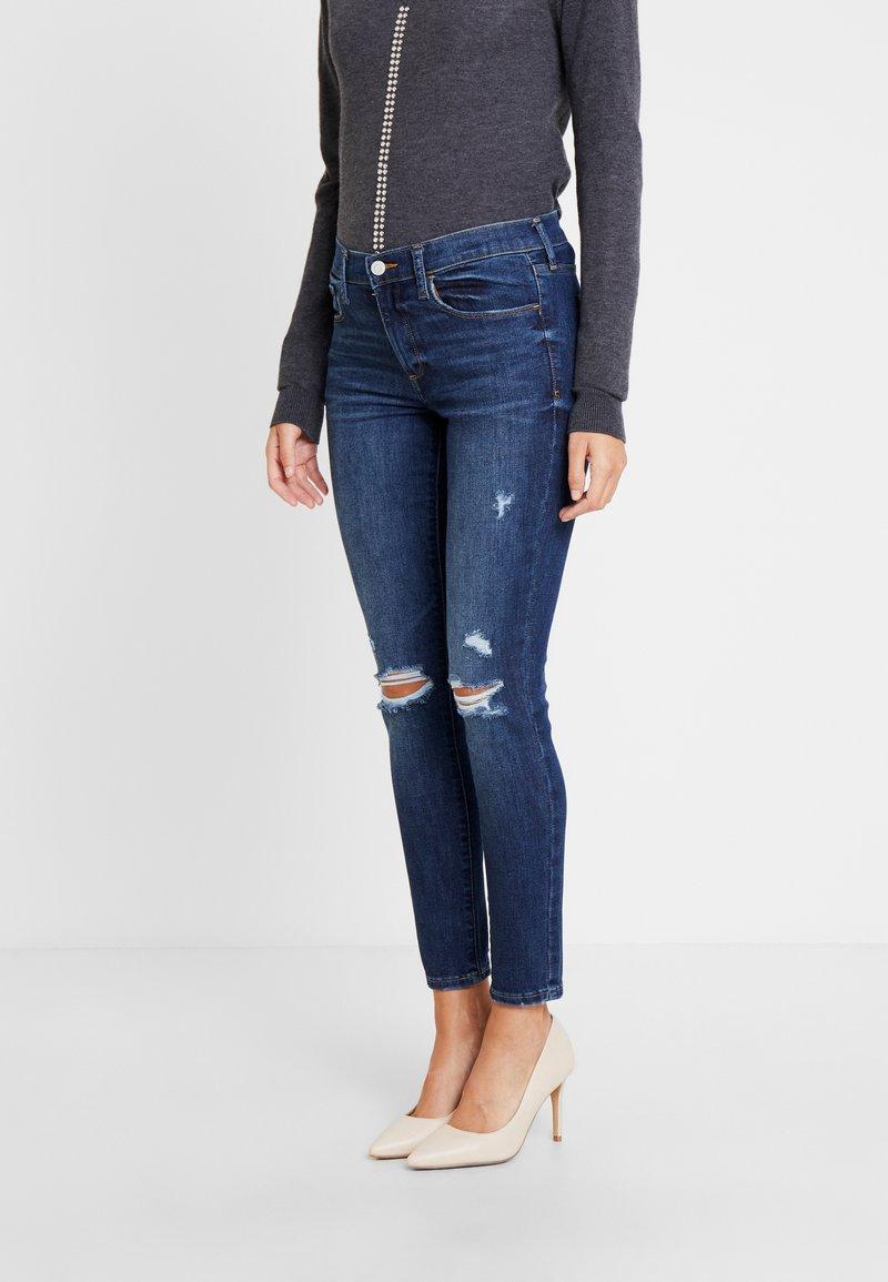 GAP - NEW MED DEST - Jeans Slim Fit - blue denim