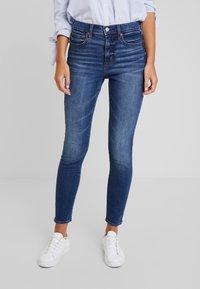 GAP - SKINNY CHARLOTTE - Jeans Skinny - medium indigo - 0