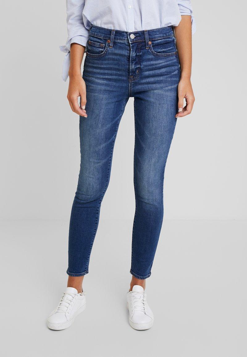 GAP - SKINNY CHARLOTTE - Jeans Skinny Fit - medium indigo