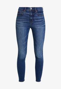 GAP - SKINNY CHARLOTTE - Jeans Skinny - medium indigo - 4