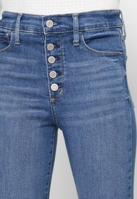 GAP - JEGGING EVERLASTING - Jeans Skinny Fit - medium indigo - 4