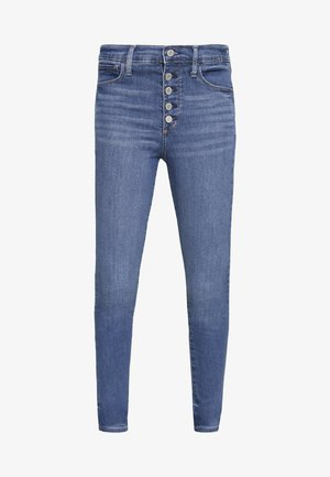 JEGGING EVERLASTING - Jeans Skinny Fit - medium indigo