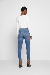 GAP - JEGGING EVERLASTING - Jeans Skinny Fit - medium indigo - 2