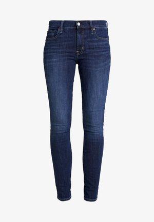 Jeansy Skinny Fit - medium indigo