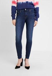 GAP - Jeans Skinny Fit - medium indigo - 0