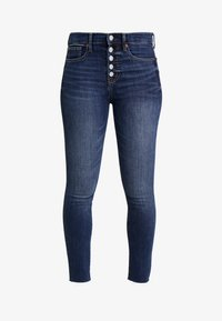 GAP - ANKLE DARE - Jeans Skinny Fit - dark indigo - 3