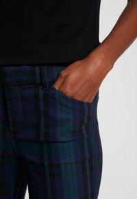 GAP - ANKLE BISTRETCH - Kalhoty - blackwatch - 6