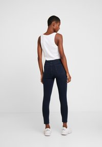 GAP - ANKLE INKWELL - Jeans Skinny Fit - navy overdye - 2