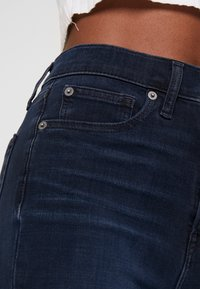 GAP - ANKLE INKWELL - Jeans Skinny Fit - navy overdye - 5